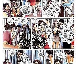 Strong dude fucks two hot ladies in porn comics - part 2987