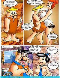 Flintstones orgy - part 2612