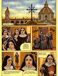 Some nuns seem to harbor secret lusts for each other - part 1241