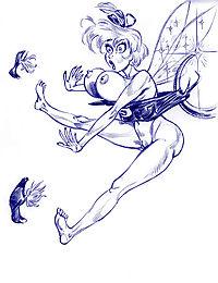 Tinkerbelle porn cartoons - part 1084