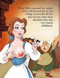 Belle porn cartoons - part 1591