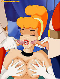 Ariel and jasmine fight naked and dirty - part 1877