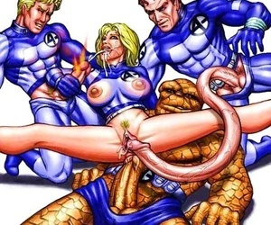 Superman porn cartoons - part 384
