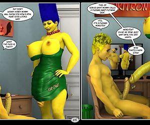 Marges Big Secret