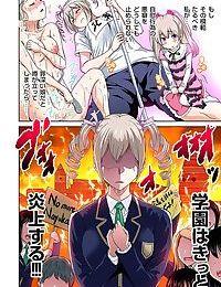 Oretoku Shuugakuryokou ~Otoko wa Jyosou shita Ore dake!! Ch. 10-11 - part 2