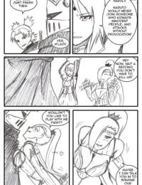Naruto-Quest 11 - In Defence Of Our Frie…