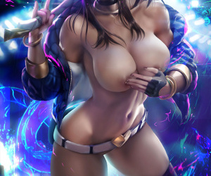 Artist - Sakimichan - part 2