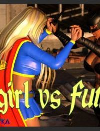 Zuleyka – Ultragirl Vs Futakitty- Affect3D