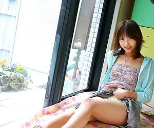 Japanese old bag haruka shows gone dear ass coupled with pussy - ornament 3627
