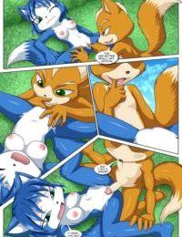 Star Fox - Ending 2 - part 2