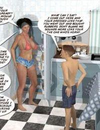 Divorced Mother- Udder Madness 2