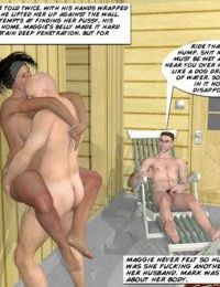 Divorced Mother- Udder Madness 2 - part 2