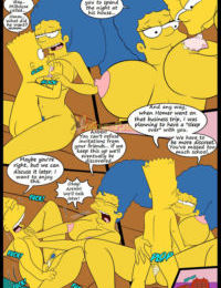 Los Simpsons 6- Old Habit – Croc