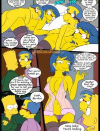Los Simpsons 6- Old Habit – Croc - part 2