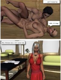 The Internship – Part 1 by VGer - part 4