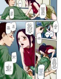Help me, Misaki-san!