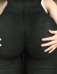 3D Incest – Unwilling Satisfaction - part 2