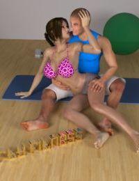 Dirty Fitness- GunnerSteve3D - part 3