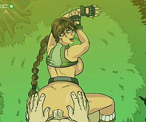 Lara anal