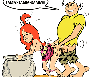Toon Sex - Characters - The Flintstones
