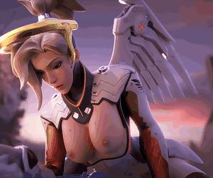 Mercy fucked