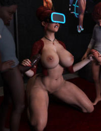 Zz2tommy- Morgan – VR Blackmail - part 2
