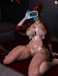 Zz2tommy- Morgan – VR Blackmail - part 3