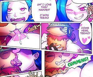 Jinx x Bluebeard + Others