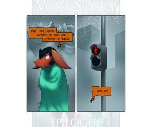 Vore Story 3 - Punishment - Epilogue - part 2