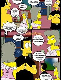 The Simpsons 8 Old Habits