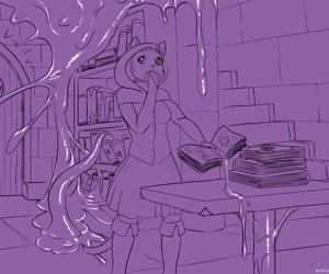 The Dark Library