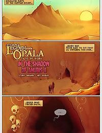Tales Of Osira - In The Shadow Of Anubis…