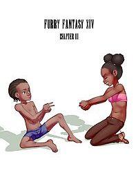 Furry Fantasy XIV 3