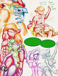 Sketchbook Property Of Spike The Dragon