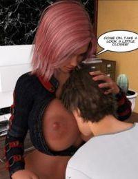 Icstor- Incest story – Blondie Tom Mom - part 5