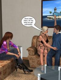 A Daughter's Love 2- 3D Incest - part 2