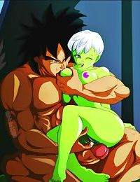 Broly x Cheelai - All In - part 3