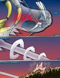 Digimon: retribution - by Furball