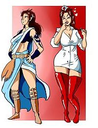 Nurse Fang