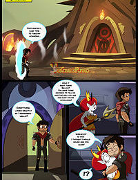 Marco vs the Forces of Time - part 4