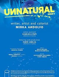 Unnatural - Issue 4