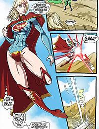 True Injustice: Supergirl