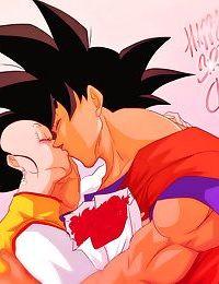 Gokus Visit
