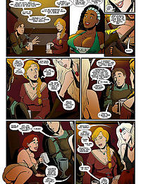 Lost Fortunes - Mercenaries Book 2 - Color