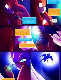 Sonic Boom: Queen of Thieves