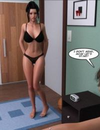 Sister and Mom- Icstor – Incest story - part 4