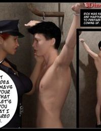 Busted- The Dominatrix - part 2