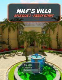 Brother- Sister Milf's Villa – Ellis