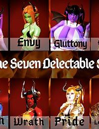 The Seven Delectable Sins 1 - part 2