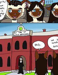 Convent Kitties - part 2